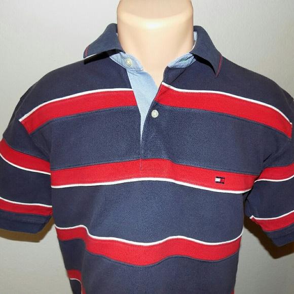d50348322a2 Tommy Hilfiger short sleeve Polo shirt. M. M_5b5cb7c10cb5aa4b30b0770e